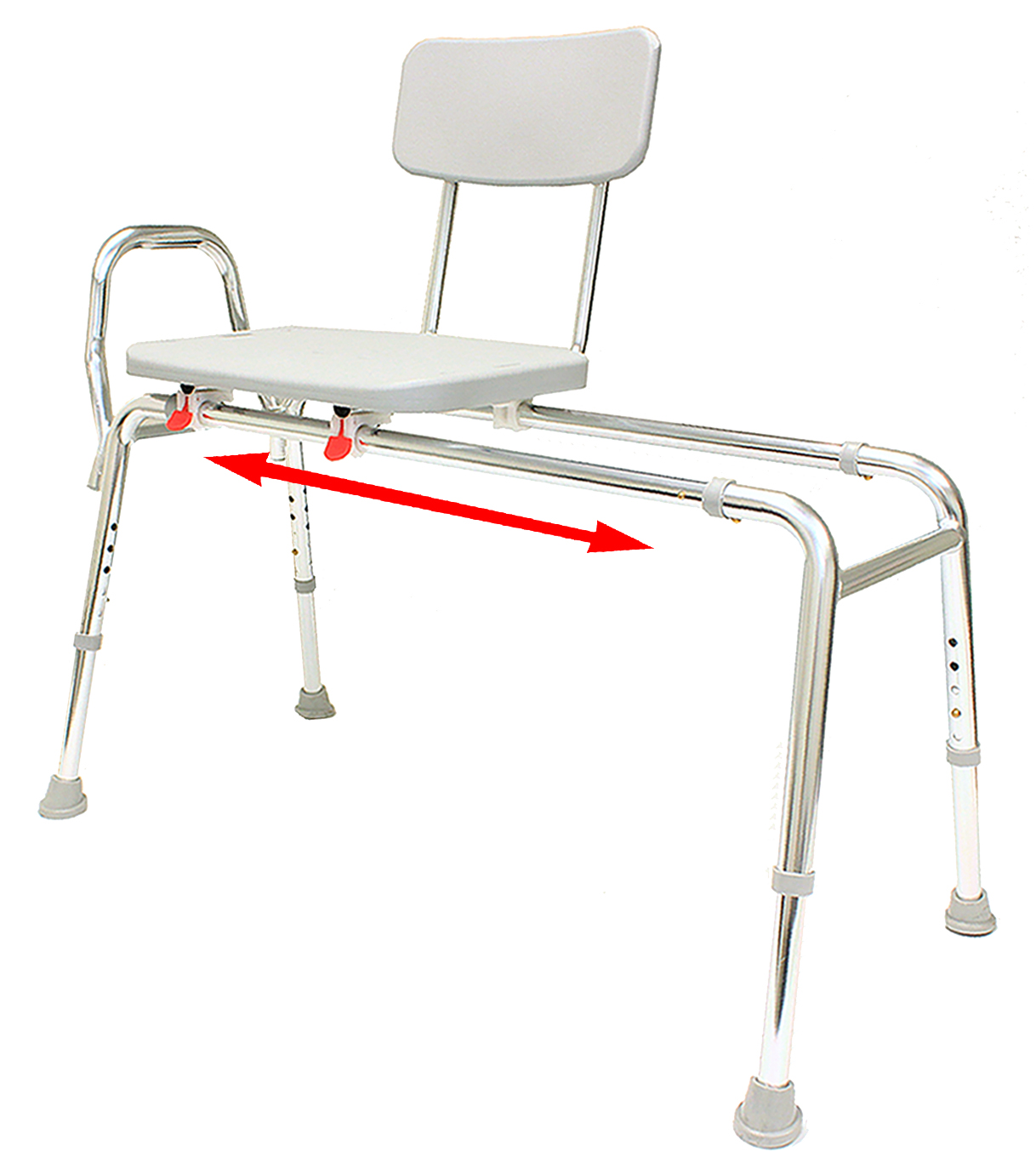 Sliding Transfer Bench - 77211 - Regular