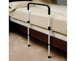 Essential Medical Supply Bed Rail w/Floor Support P1411