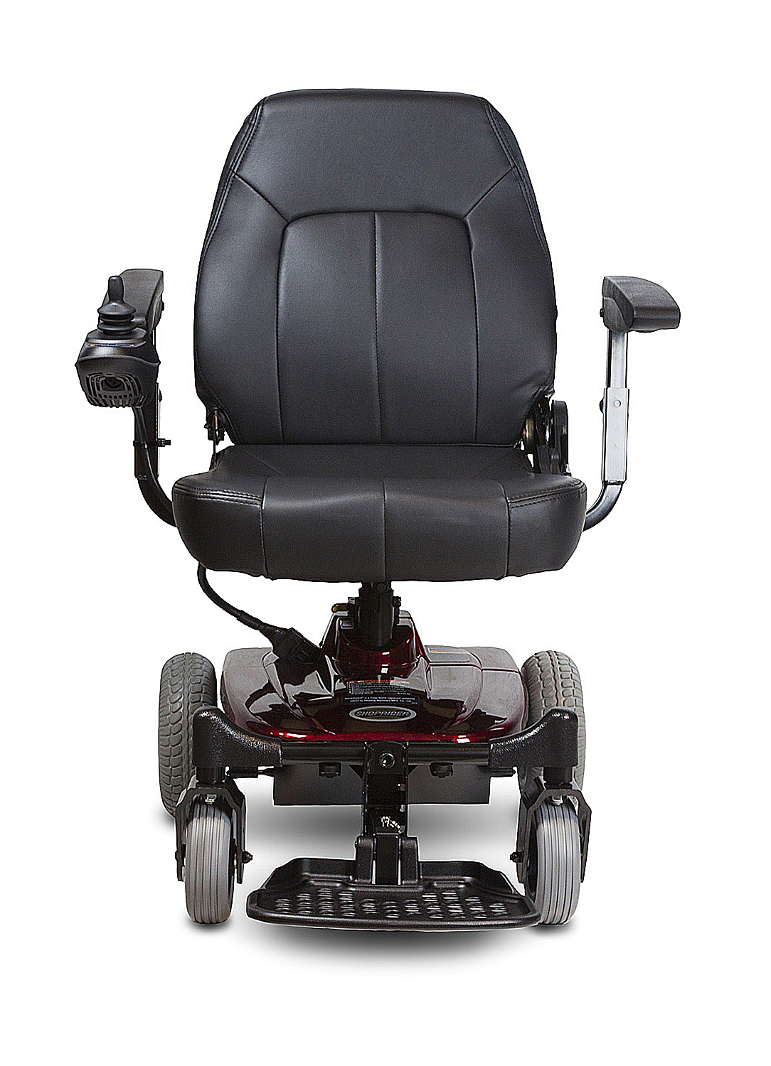 Fantastic Shoprider Jimmie Powerchair W Captain Seat 4 Wheel Rear Drive Lightweight 250Lbs Dailytribune Chair Design For Home Dailytribuneorg