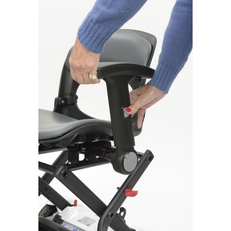EV Rider Armrest Set for Transport Plus (S19) Mobility Scooter