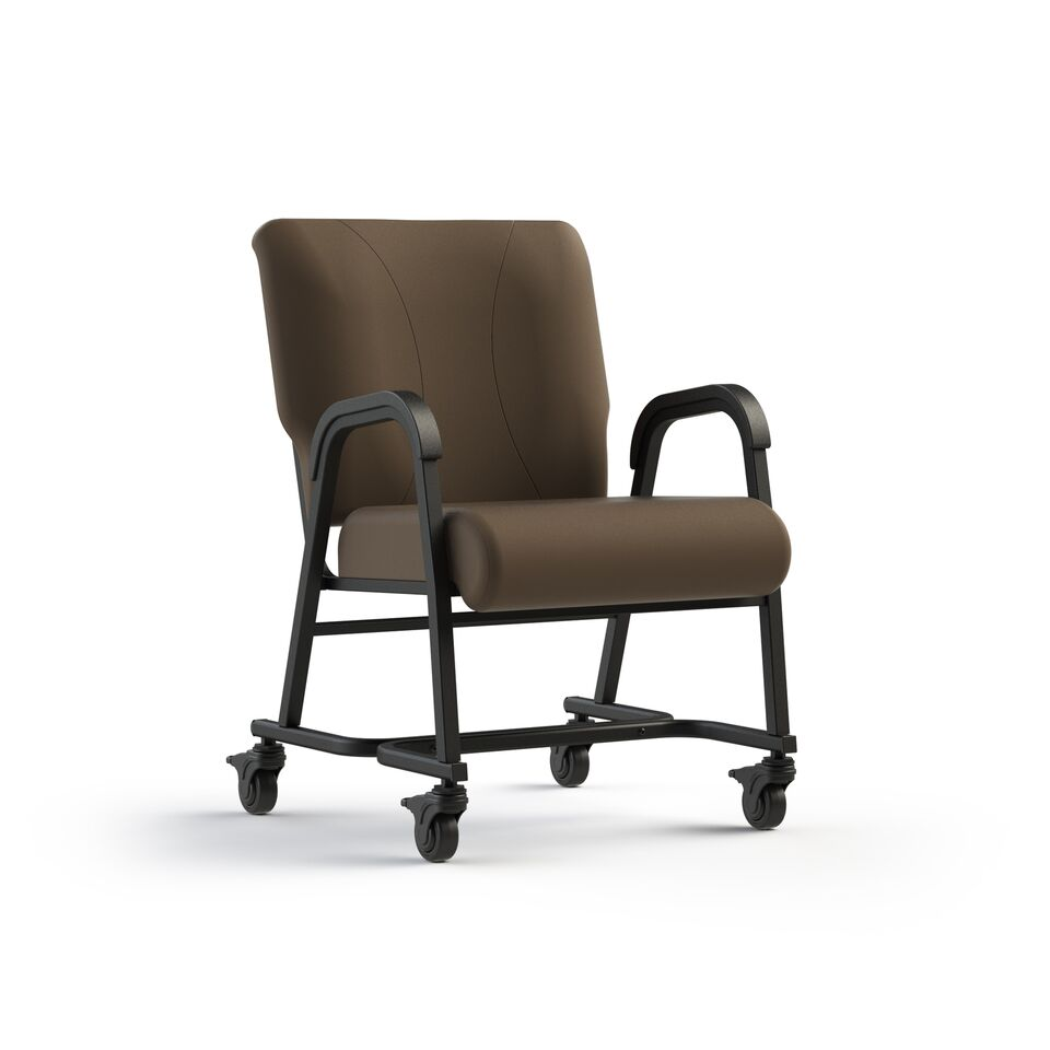Assistive Chair with Casters