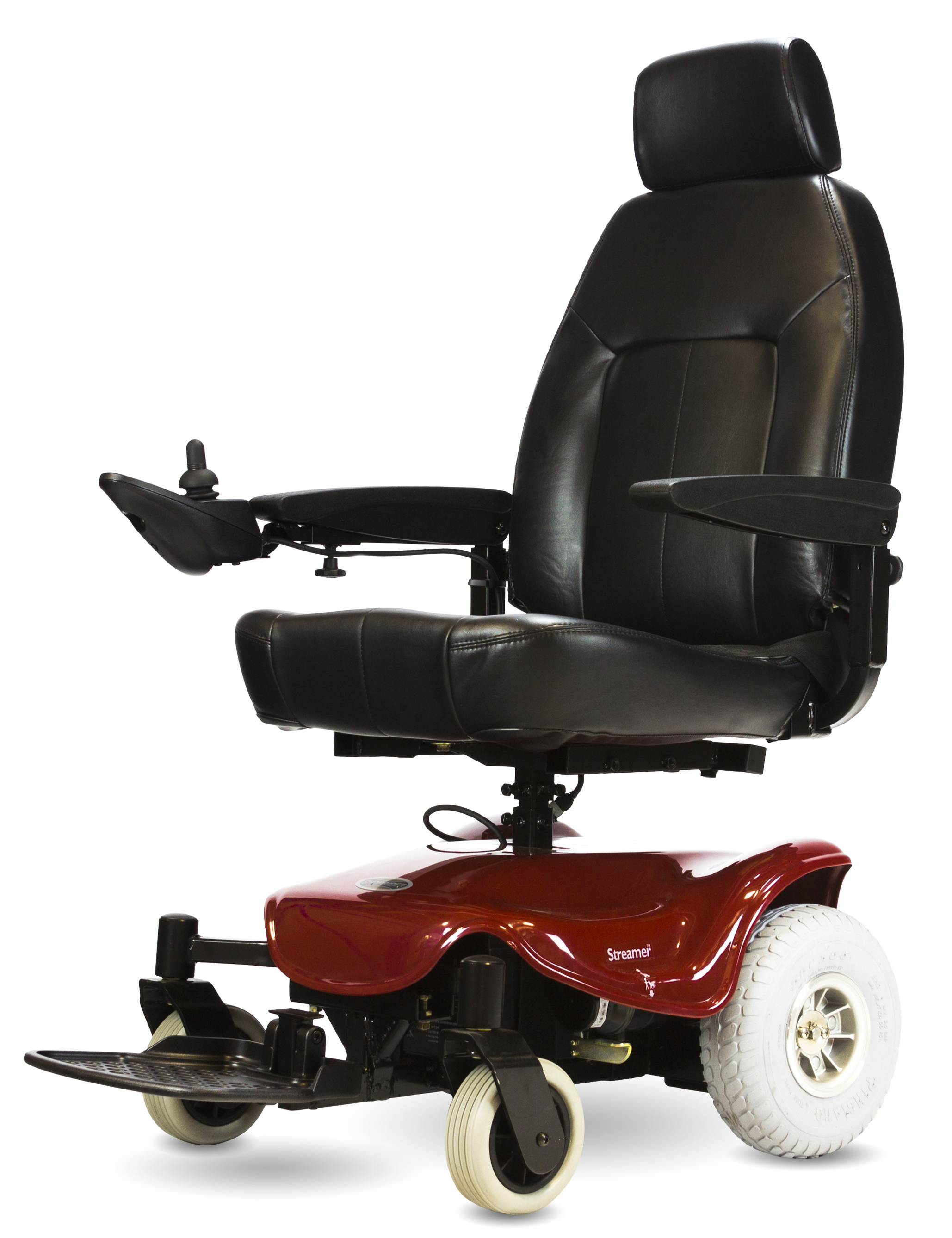 Shoprider Streamer Sport Rear-Wheel Drive Powerchair w/Captain's Seat -  300lbs