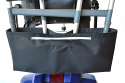 Walker Holder/Carrier Bag  - For Scooters and Wheelchairs