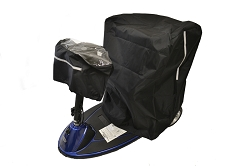2-Piece Scooter Seat and Tiller Cover Set
