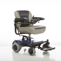Merits EZ-GO Powerchair - Compact RWD Lightweight Portable - 250Lbs.