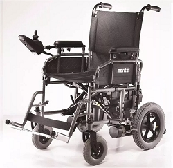 Merits Foldable Power Wheelchair P101 - 18