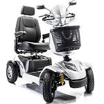 Merits Silverado Full Suspension 4-Wheel Electric Scooter 18
