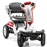Tzora Hummer XL4 Titan - All Terrain Folding 4-Wheel Scooter